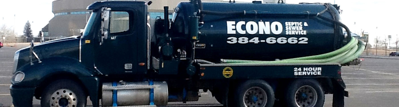 Econo Septic & Sewer Services Ltd